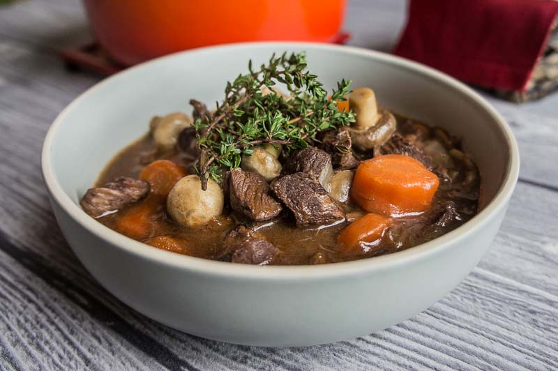 Beef bourguignon - recipe - Daily Gourmet