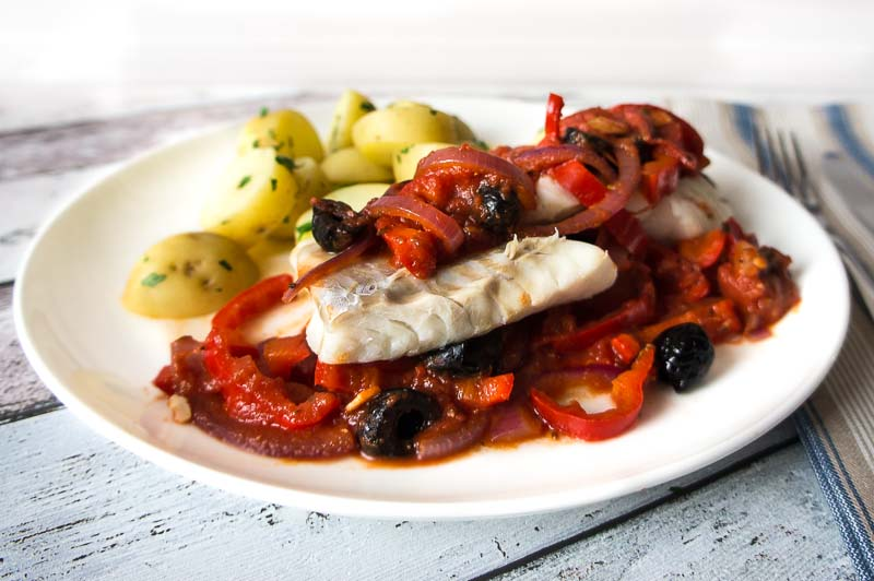 Fish provencal - recipe - Daily Gourmet