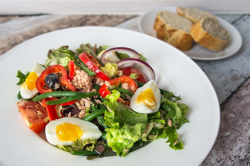 Nicoise salad - recipe - Daily Gourmet
