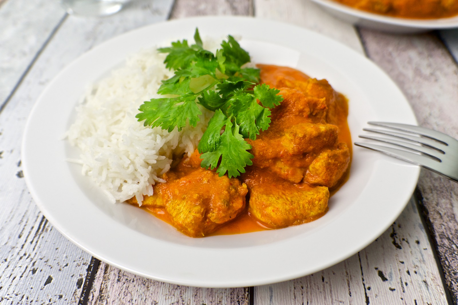 Chicken tikka masala - recipe - Daily Gourmet