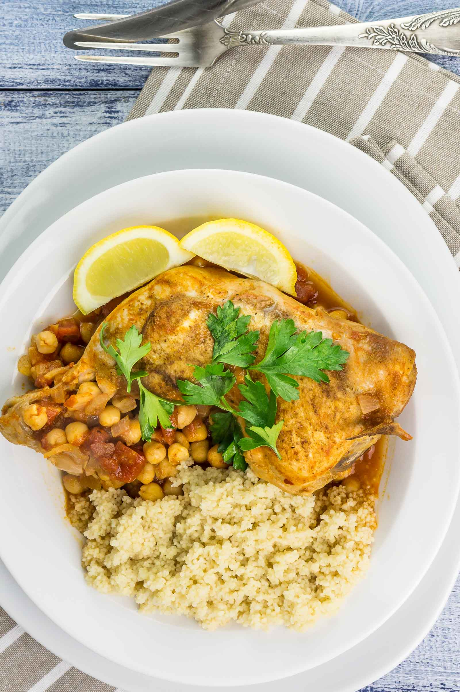 Harissa chicken